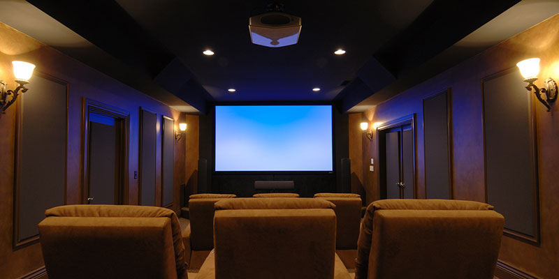 learning more about home theater installation